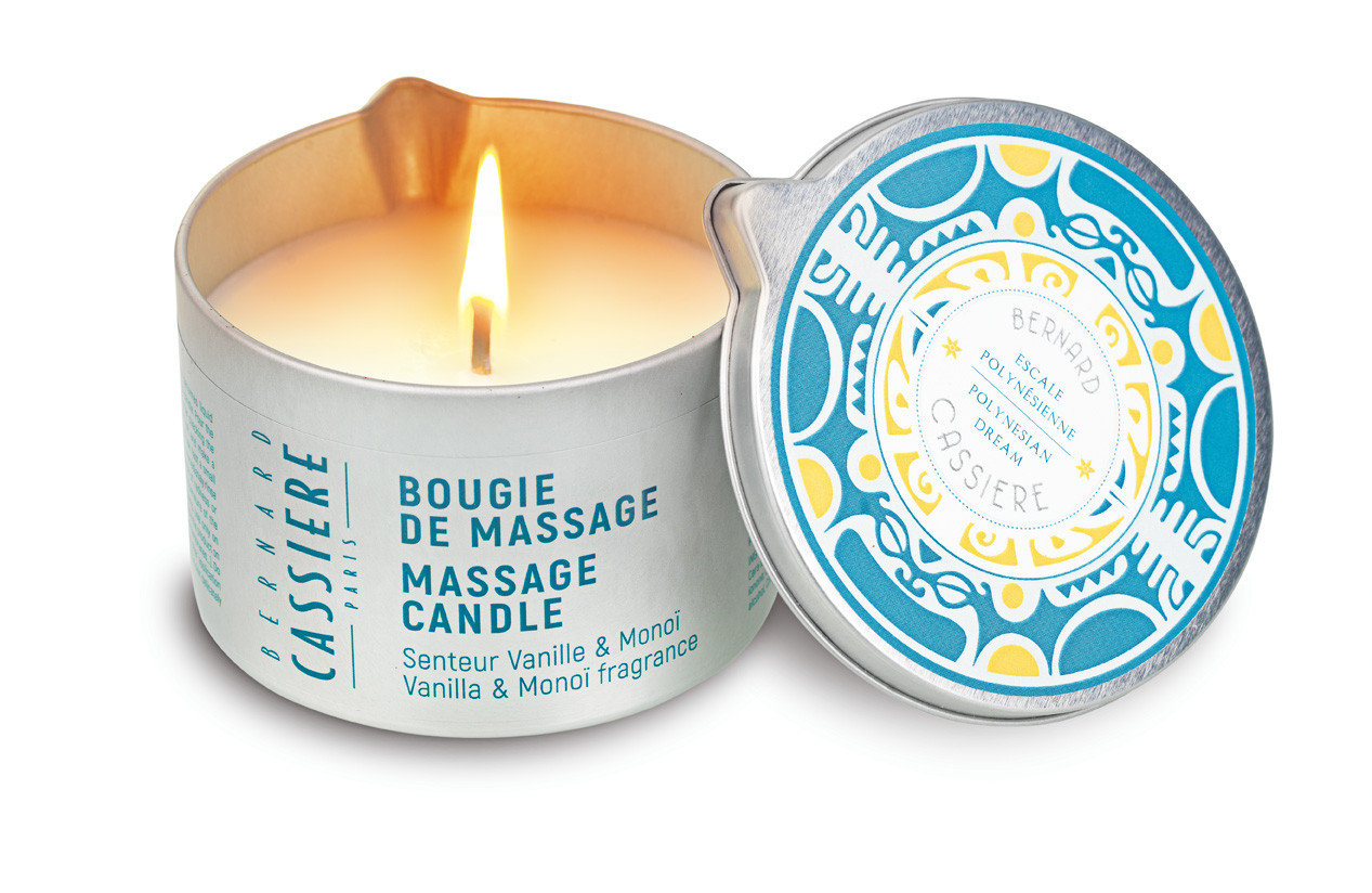 Aroma Candle Massage with a little gift 🎁